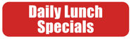 Daily Lunch Specials at Eddie's Italian Restaurant!