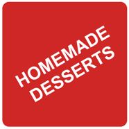 Homemade Desserts at Eddie's Italian Restaurant